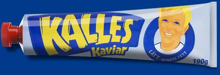 Kalles Kaviar - Yummo!